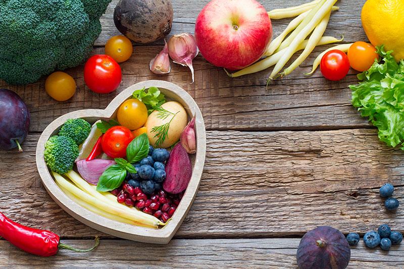 правильне харчування важливо для профілактики інсульту